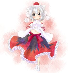 Rating: Safe Score: 16 Tags: animal_ears inubashiri_momiji tobi_(artist) touhou User: Nekotsúh
