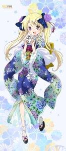 Rating: Safe Score: 21 Tags: kimono kin'iro_mosaic kujou_karen tagme User: john.doe