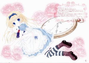 Rating: Safe Score: 14 Tags: alice alice_in_wonderland lolita_fashion mubi_alice User: Radioactive