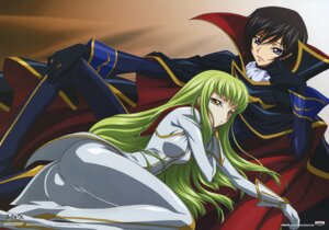 Rating: Safe Score: 35 Tags: c.c. code_geass kawaguchi_rie lelouch_lamperouge User: Radioactive