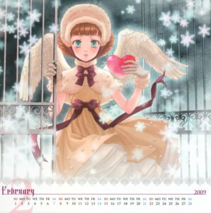Rating: Safe Score: 7 Tags: angel calendar dress lolita_fashion ryuran valentine wings User: petopeto