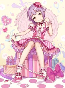 Rating: Safe Score: 41 Tags: dress heels koshimizu_sachiko tamaext the_idolm@ster the_idolm@ster_cinderella_girls User: Mr_GT