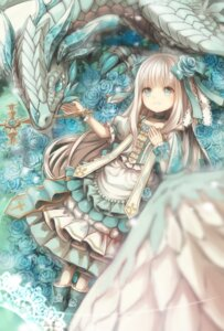Rating: Safe Score: 44 Tags: dress monster yumeichigo_alice User: charunetra