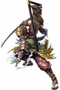 Rating: Safe Score: 5 Tags: armor male samurai soul_calibur soul_calibur_iv sword weapon yoshimitsu User: Maestreofchaos
