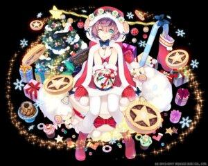 Rating: Safe Score: 27 Tags: christmas cleavage dress kairisei_million_arthur pantyhose saipaco User: nphuongsun93