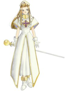 Rating: Safe Score: 3 Tags: dress fujishima_kousuke mint_adnade tales_of tales_of_phantasia User: Radioactive