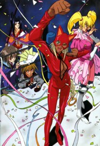 Rating: Safe Score: 10 Tags: aisha_clanclan animal_ears bodysuit business_suit cleavage crossdress dress gene_starwind james_hawking japanese_clothes kimono melfina nekomimi open_shirt pantyhose saitou_takuya seihou_bukyou_outlaw_star thighhighs trap twilight_suzuka uniform User: Radioactive