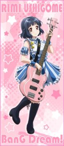 Rating: Safe Score: 15 Tags: bang_dream! guitar heels ushigome_rimi User: saemonnokami