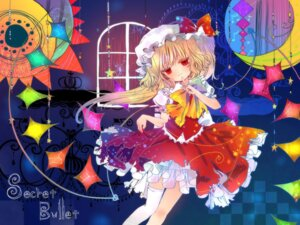 Rating: Safe Score: 22 Tags: flandre_scarlet torii_sumi touhou wallpaper wings User: Rainbow-Falls
