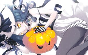 Rating: Safe Score: 25 Tags: dress halloween marmaladica pantyhose User: charunetra