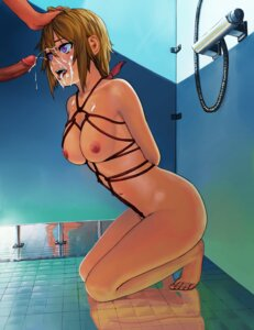 Rating: Explicit Score: 61 Tags: bondage charlotte_dunois cum infinite_stratos lasterk naked nipples penis User: dyj