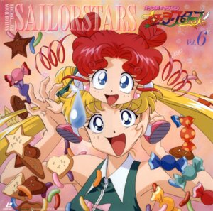 Rating: Safe Score: 8 Tags: chibichibi disc_cover sailor_moon tamegai_katsumi tsukino_usagi User: Radioactive