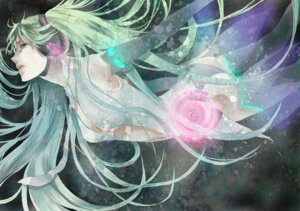 Rating: Safe Score: 7 Tags: hatsune_miku miku_append rokamo vocaloid vocaloid_append User: charunetra