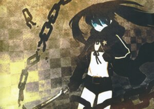 Rating: Safe Score: 13 Tags: bikini_top black_rock_shooter black_rock_shooter_(character) huke swimsuits sword vocaloid User: Radioactive