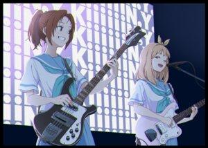 Rating: Safe Score: 16 Tags: guitar hasisisissy hibike!_euphonium nakagawa_natsuki seifuku yoshikawa_yuuko User: Dreista