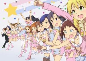 Rating: Safe Score: 20 Tags: akizuki_ritsuko amami_haruka dress futami_ami futami_mami ganaha_hibiki hagiwara_yukiho hashi hoshii_miki kikuchi_makoto kisaragi_chihaya megane minase_iori miura_azusa shijou_takane takatsuki_yayoi the_idolm@ster thighhighs User: animeprincess