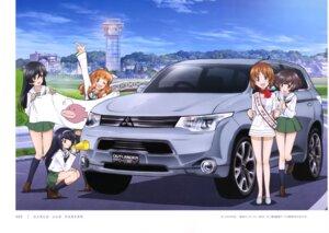 Rating: Safe Score: 17 Tags: akiyama_yukari dress girls_und_panzer isuzu_hana nishizumi_miho reizei_mako seifuku takebe_saori User: drop