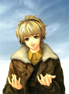 Rating: Safe Score: 3 Tags: la_corda_d'oro male shimizu_keiichi tagme User: Radioactive