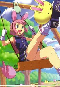 Rating: Safe Score: 24 Tags: animal_ears bunny_ears koutaro nijiiro_zakura pantsu User: blues