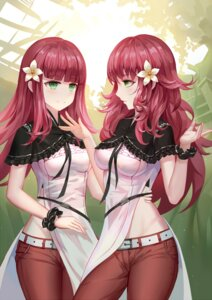 Rating: Safe Score: 48 Tags: aaeru devola nier_replicant popola User: mash