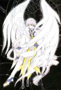 Rating: Safe Score: 3 Tags: card_captor_sakura clamp male possible_duplicate tagme wings yue_(cardcaptor_sakura) User: Omgix