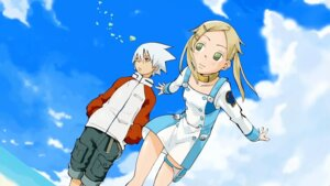 Rating: Safe Score: 11 Tags: cosplay eureka_seven maka_albarn soul_eater soul_eater_(character) User: Xipe