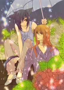 Rating: Safe Score: 4 Tags: agatsuma_soubi aoyagi_ritsuka kouga_yun loveless male screening User: kaitoucoon