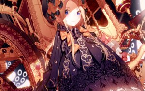 Rating: Safe Score: 35 Tags: abigail_williams_(fate/grand_order) atha dress fate/grand_order wallpaper User: RyuZU