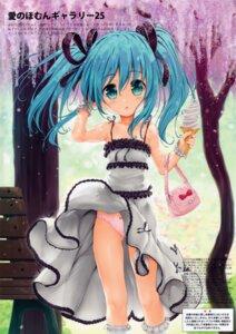 Rating: Questionable Score: 12 Tags: dress endou_hiroto loli pantsu skirt_lift summer_dress User: Nico-NicoO.M.