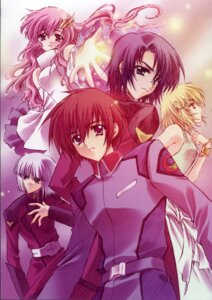 Rating: Safe Score: 8 Tags: cagalli_yula_athha carnelian dress gundam gundam_seed kira_yamato lacus_clyne shinn_asuka uniform yzak_joule User: blooregardo