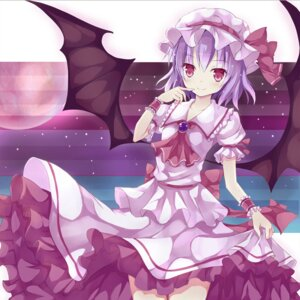 Rating: Safe Score: 29 Tags: dress mizumidori remilia_scarlet touhou wings User: 椎名深夏