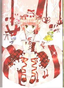 Rating: Safe Score: 2 Tags: binding_discoloration dress hinamori_amu miki peach-pit ran shugo_chara suu User: noirblack