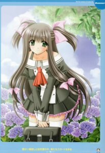 Rating: Safe Score: 7 Tags: hiwatari_aya lovely_idol nishimata_aoi User: syaoran-kun