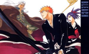 Rating: Safe Score: 5 Tags: bleach kurosaki_ichigo senna User: Radioactive