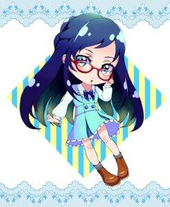 Rating: Safe Score: 8 Tags: chibi dokidoki!_precure hishikawa_rikka megane pretty_cure seifuku yupiteru User: charunetra