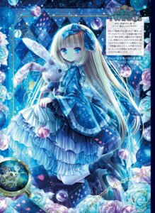 Rating: Questionable Score: 24 Tags: heels lolita_fashion see_through skirt_lift tinkle wa_lolita User: Twinsenzw