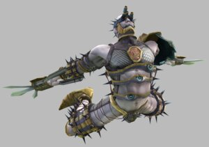 Rating: Questionable Score: 3 Tags: male soul_calibur soul_calibur_iv voldo weapon User: Yokaiou