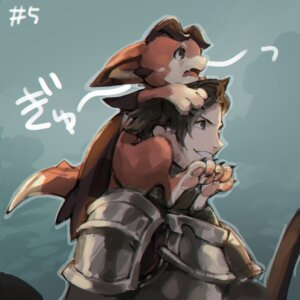 Rating: Safe Score: 1 Tags: armor c granblue_fantasy male rackam_(granblue_fantasy) vyrn User: sikosinsi