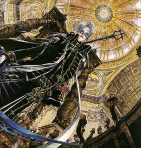 Rating: Safe Score: 4 Tags: abel_nightroad male megane thores_shibamoto trinity_blood User: Radioactive