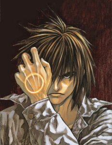 Rating: Safe Score: 4 Tags: cropme dress_shirt kanzaki_jin male zetman User: Radioactive
