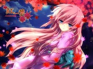 Rating: Safe Score: 40 Tags: ichiyou_moka kimono megurine_luka vocaloid User: yumichi-sama
