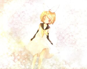 Rating: Safe Score: 5 Tags: kagamine_rin ou vocaloid User: charunetra
