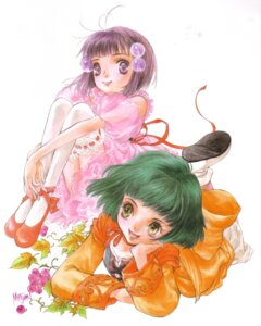 Rating: Safe Score: 2 Tags: farah_oersted inomata_mutsumi reala tales_of tales_of_destiny tales_of_eternia User: Radioactive