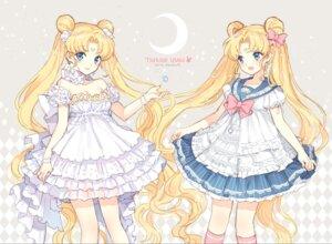 Rating: Safe Score: 43 Tags: nardack sailor_moon tsukino_usagi User: fairyren