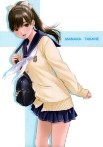 Rating: Safe Score: 25 Tags: love_plus mino_taro seifuku takane_manaka User: Radioactive