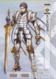 Rating: Safe Score: 3 Tags: armor cropme fate/grand_order lancelot_(fate/grand_order) male profile_page shimadoriru User: Radioactive