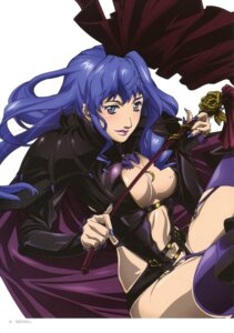 Rating: Questionable Score: 15 Tags: cleavage macross macross_frontier sakai_kazuo sheryl_nome stockings thighhighs User: YamatoBomber