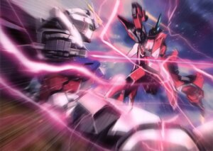 Rating: Safe Score: 4 Tags: aegis_gundam aile_strike_gundam gundam gundam_seed mecha User: Radioactive
