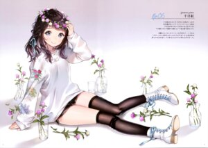 Rating: Safe Score: 59 Tags: ancotaku heels sentiment_color thighhighs User: kiyoe