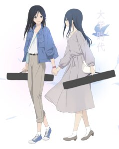 Rating: Safe Score: 15 Tags: dress heels hibike!_euphonium kasaki_nozomi kisetsu liz_to_aoi_tori yoroizuka_mizore User: Dreista